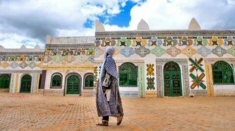 Hausa Architecture In Dutse Nigeria Northeast Region Local Travel Region
