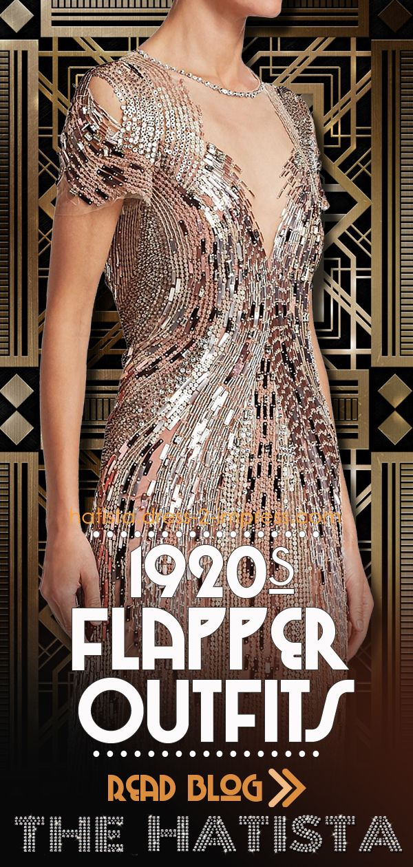 What to wear to a 20s New Years Eve Party. The Best