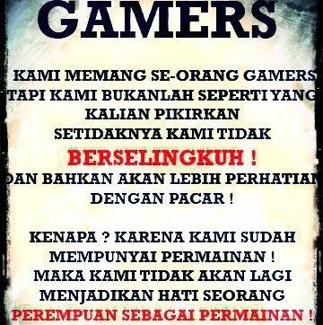 Gamers Lucu