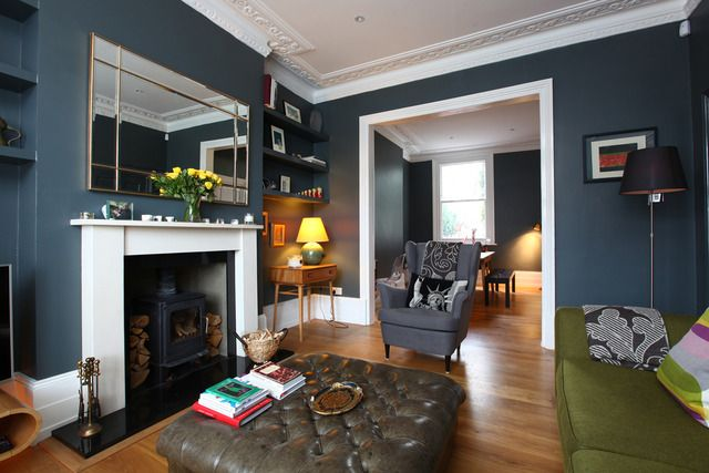 Living Room Ideas Victorian Terrace for the blue | woonkamer | pinterest | living rooms, room and