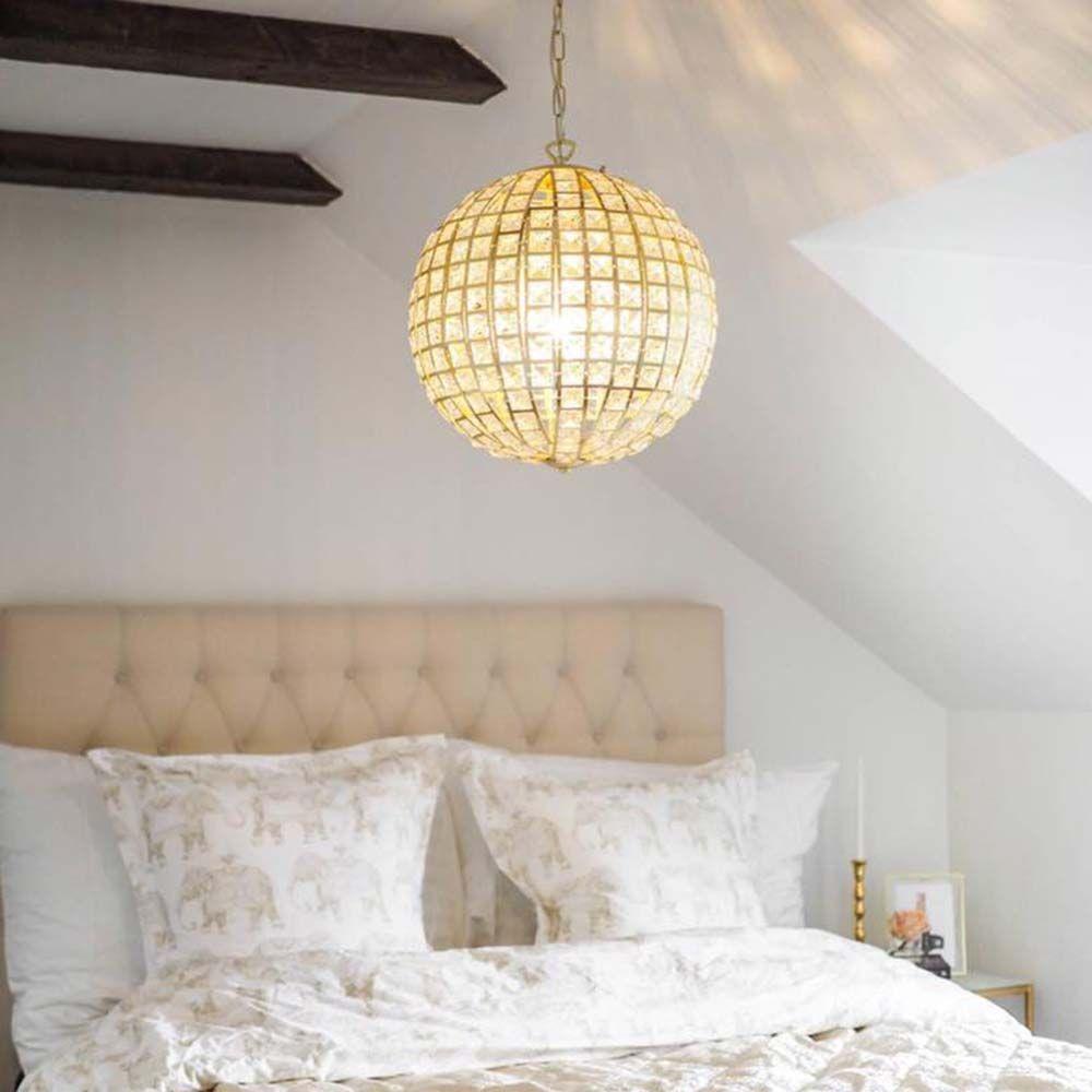 Leuchte für das Schlafzimmer von By Ryedens | Schlafzimmer ...