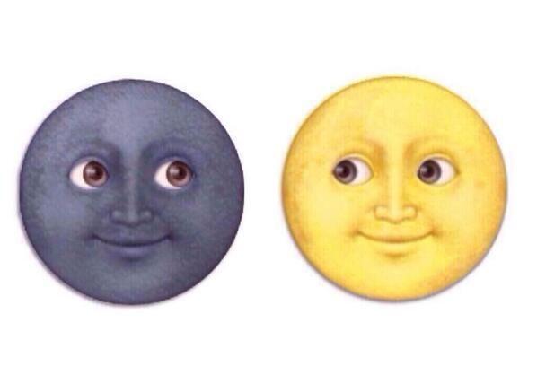25 Incredibly Perfect Uses Of The Moon Emoji Moon Emoji Emoji Tattoo Moon Face Emoji