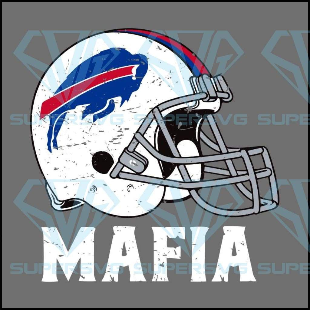 Bills Buffalo Mafia Version Svg Buffalo Bills Svg Nfl Svg Nfl Logo Svg Nfl Svg Football Svg Png Logo Sports Supersvg In 2021 Nfl Logo Buffalo Bills Sports Logo