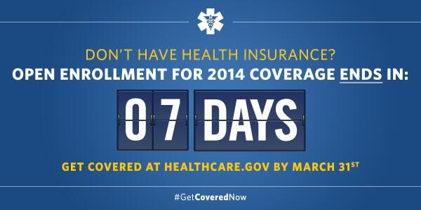 Health Insurance Open Enrollment Ending Soon Health Insurance