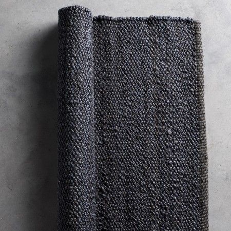Phantom Hemp Jute Rug Design Vintage Rugs