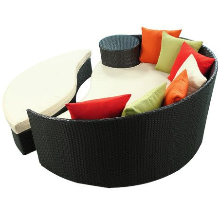 Terrence Outdoor Daybed Outdoor Daybed Patio Daybed Daybed