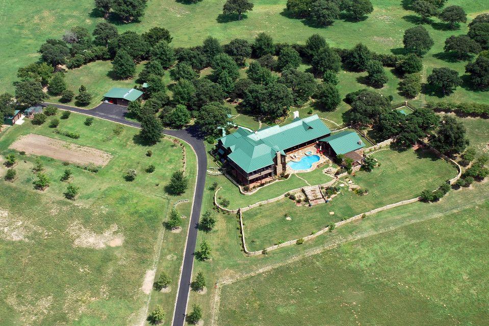 Terry Bradshaw's Oklahoma Ranch. Thackerville, OK. For