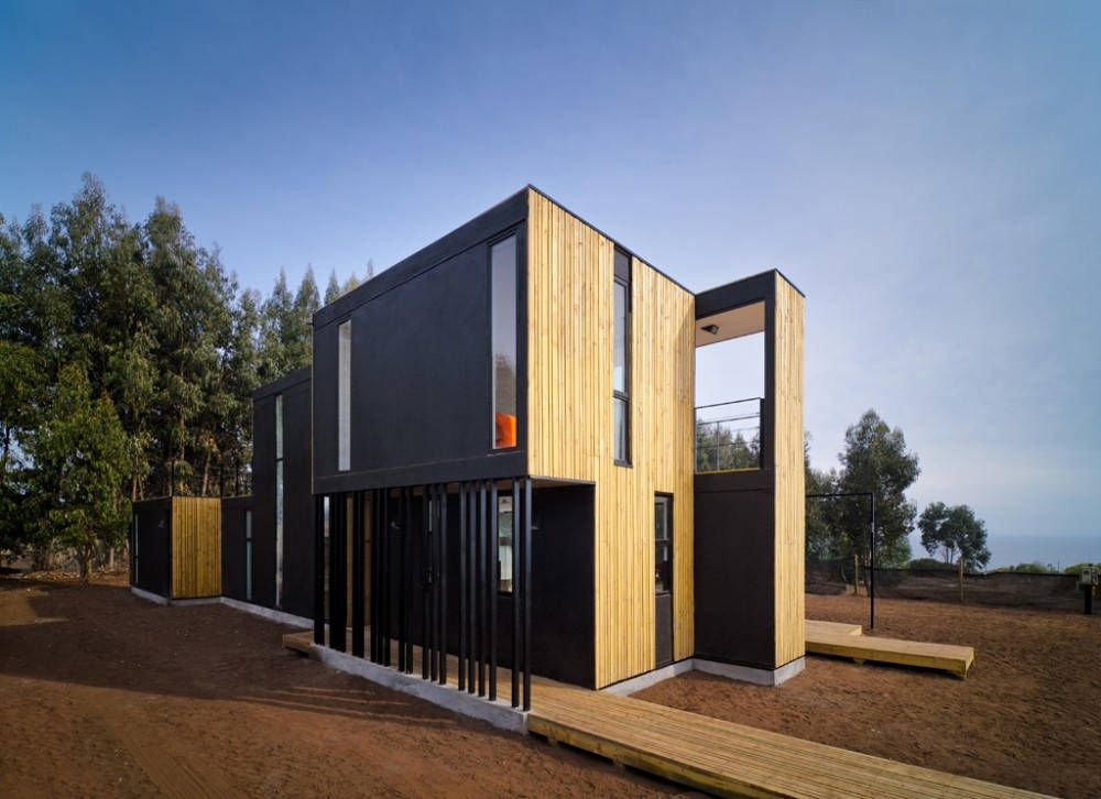 SIP Panel House / Gabriel Rudolphy + Alejandro Soffia | House ...