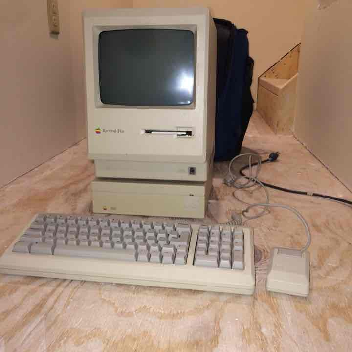 Apple Macintosh Plus from 1986 - Mercari: Anyone can buy & sell