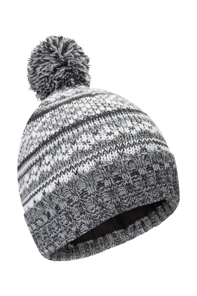 07fa6f3b84f Mountain Warehouse 025629 Thinsulate Fairisle Beanie
