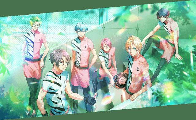 El anime ''Futsal Boys!!!!!'', nos desvela reparto