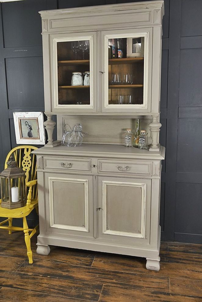 Id e relooking cuisine shabby chic furniture vintage - Relooker ses meubles de cuisine ...
