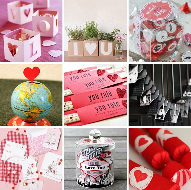 Valentine Valentine\\\'s Day Diy Ideas Crafts Gifts For Beautiful ...
