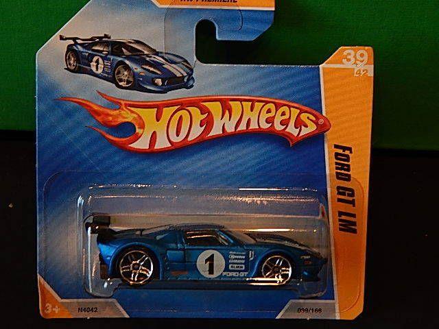 Hot Wheels Ford Gt Lm Blue Version In Spielzeug Spielzeugautos