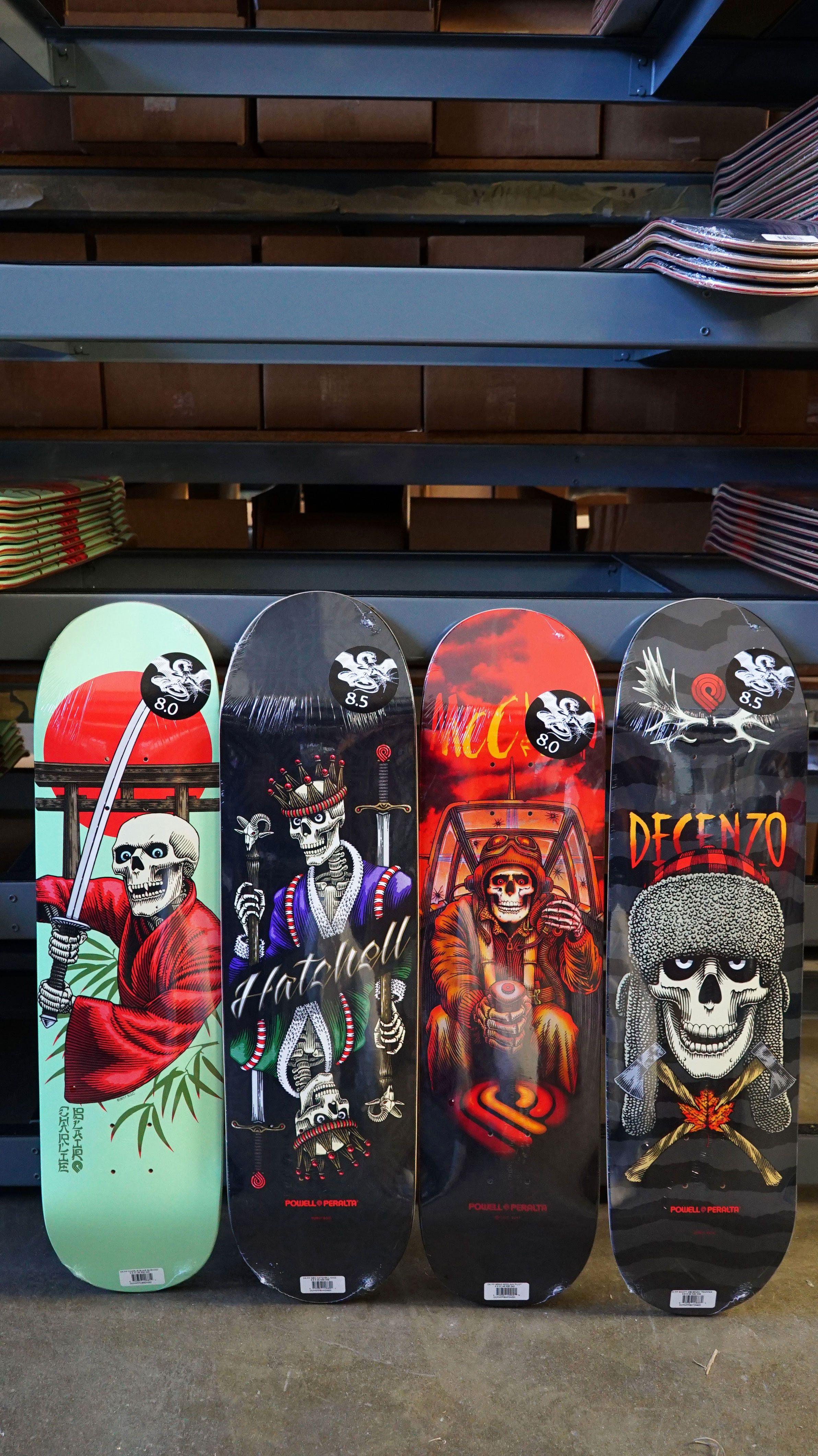 Powell Peralta Skateboards Skateboard Skateboard Decks Skateboard Logo