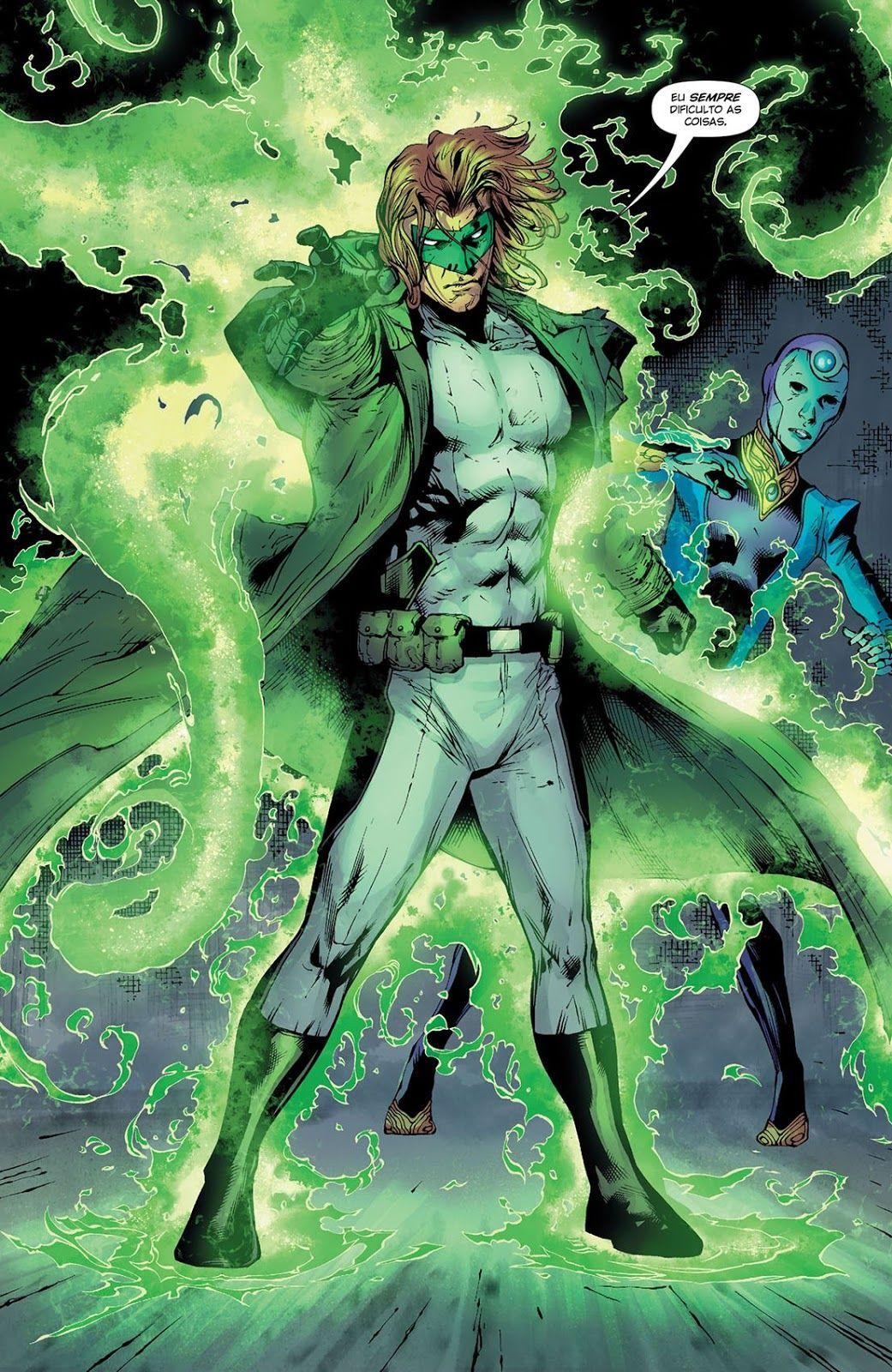 Os Novos 52! Lanterna Verde #41 - Galáxia dos Quadrinhos