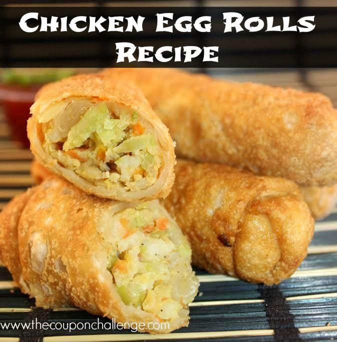 Chicken egg rolls recipe chicken egg rolls egg and homemade chicken egg rolls chicken egg rollschicken eggschinese food recipesasian forumfinder Gallery