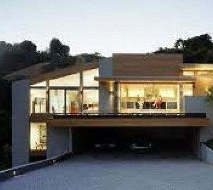 garage under house | Home Land of Mountain In Home Design ...