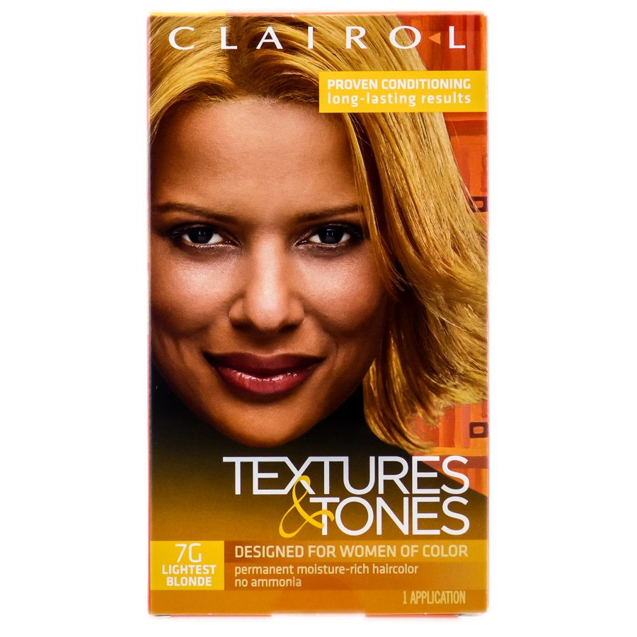 Clairol Textures Tones Hair Color Designed For Women Of Color