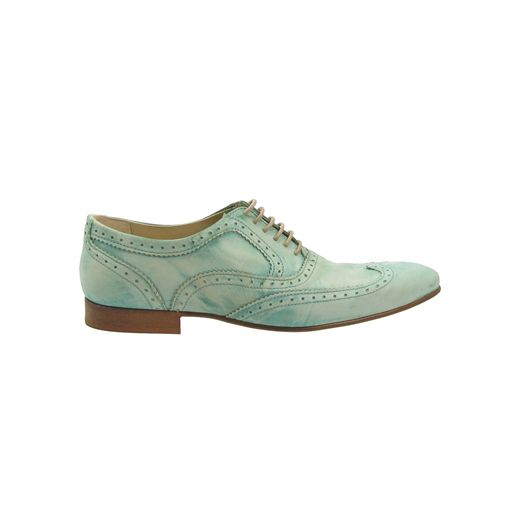 cool blue shoe for men