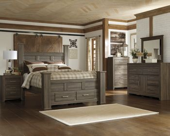 ashley furniture b251 bedroom set