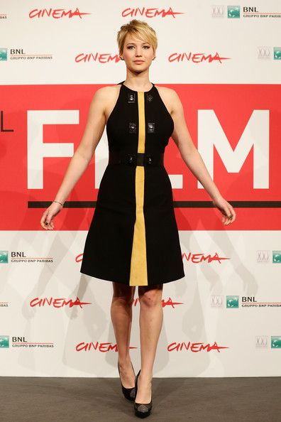 The Vogue, stylish and Sex Jennifer Lawrence