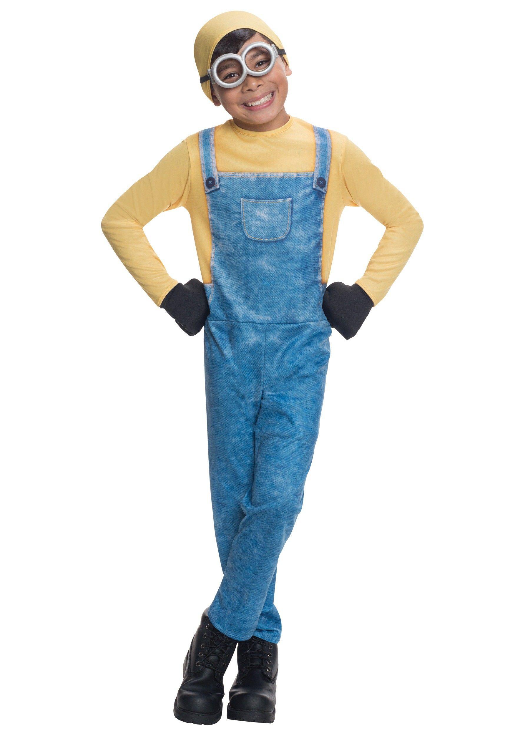 Child Minion Bob Costume  sc 1 st  Pinterest & Child Minion Bob Costume | Minion | Pinterest | Costumes Baby ...