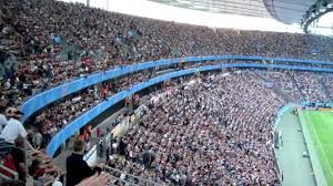 Image result for football crowds