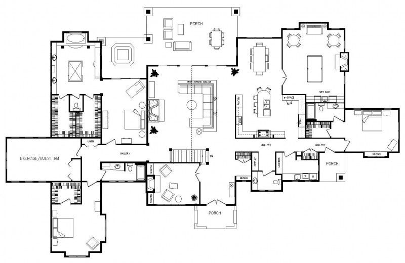 Diamond View Floor Plan 4 792 Sq Ft Copyright