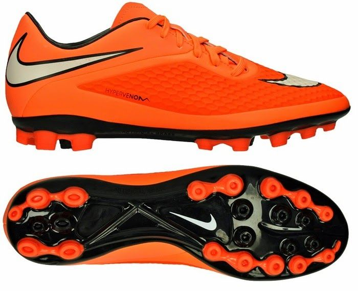 arrives 69093 e3aaa Botas de fútbol Nike Hypervenom Phelon Neymar