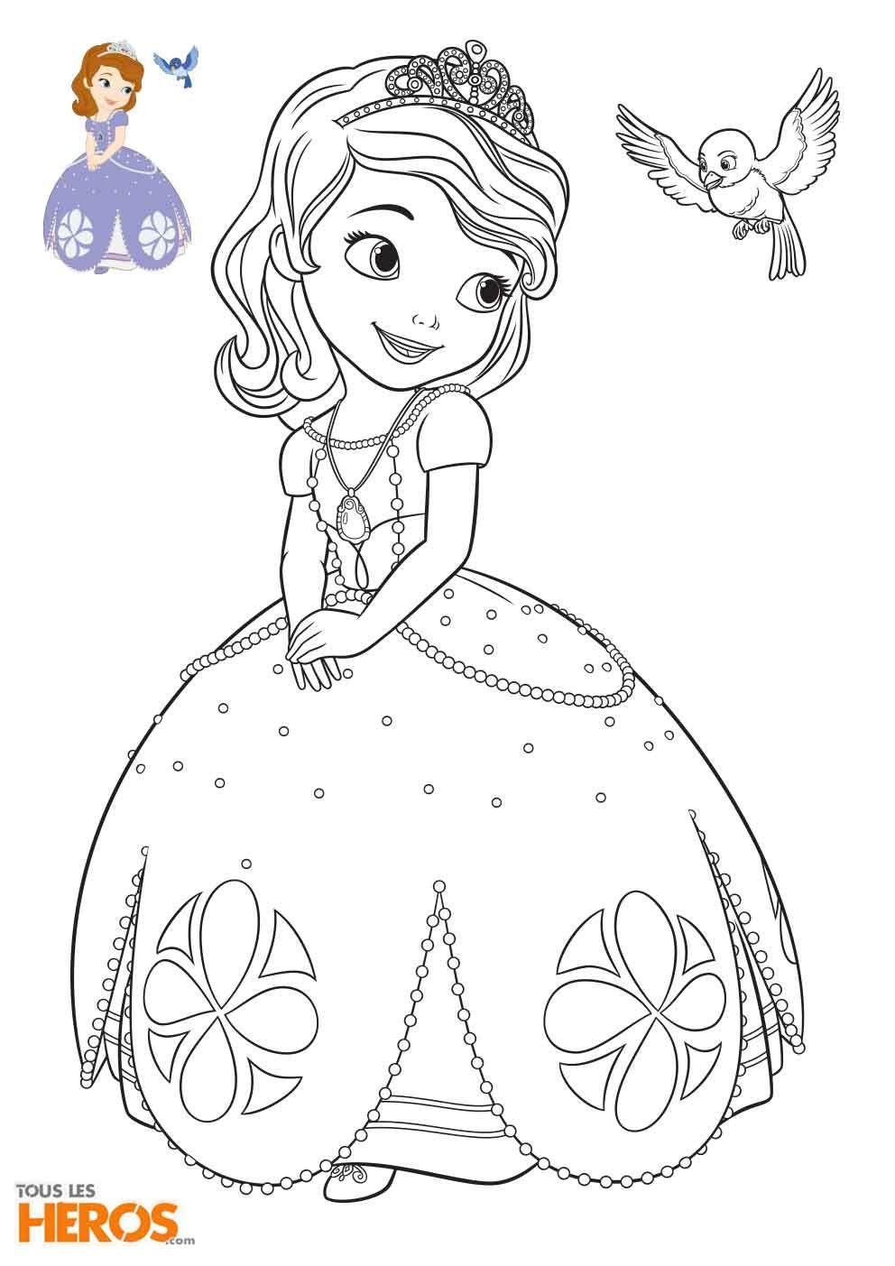 Cool 12 Coloriage De Princesse Sofia En 2020 Coloriage Sofia Coloriage Coloriage Princesse