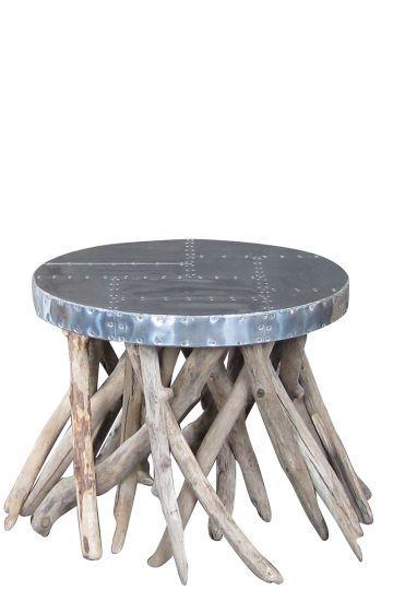 Sage Side Table Calypso St Barth Fab Decor More 4 Large Furniture Reclaimed Furniture Furniture