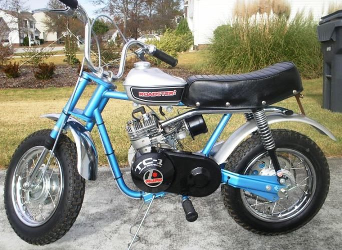 Mini Bike Rupp Roadster 2 To Further The Invention Of The