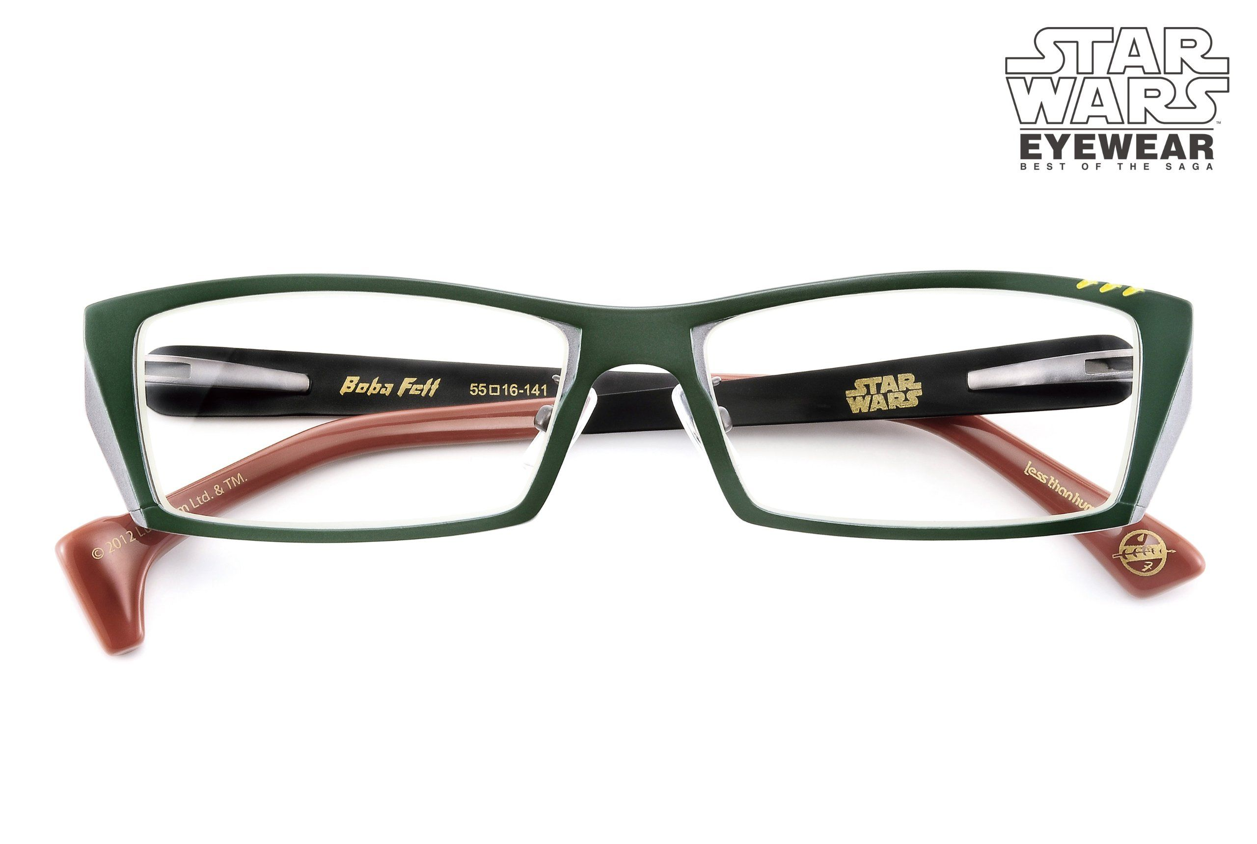 Amazon.co.jp: Boba Fett STAR WARS EYEWEAR (Star Wars eyewear Boba ...