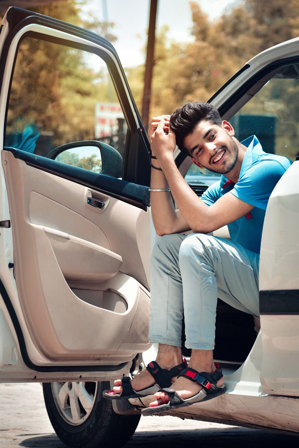 Pin By Shaik Kalam On Sumit Chahar Mens Photoshoot Poses Photoshoot Pose Boy Studio Photography Poses