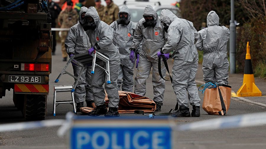 The substance used on Sergei Skripal was an agent called BZ - invitation issued by the russian foreign ministry