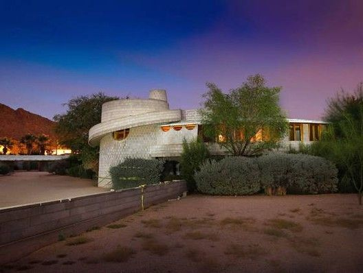 David Wright House Arizona