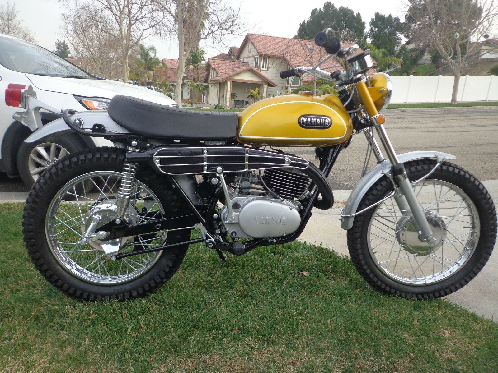 1969 Yamaha Dt1 250 Enduro Yamaha Motorcycles For Sale Motorcycle