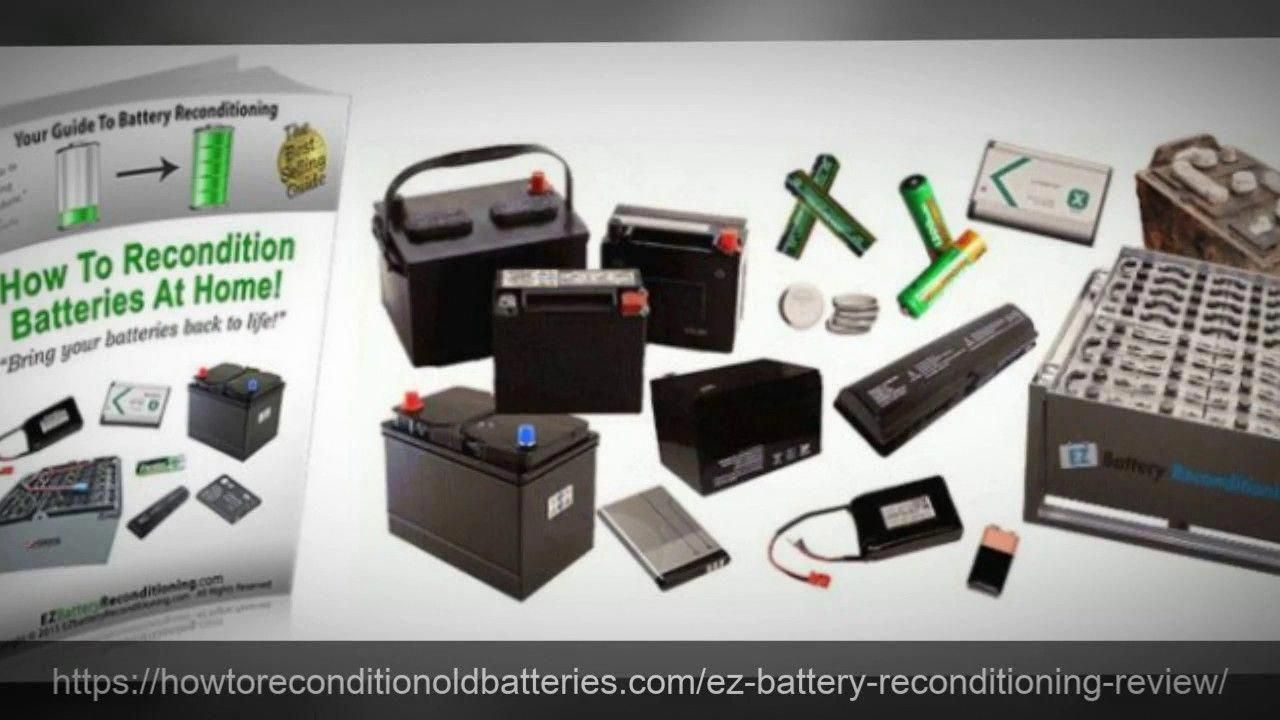 What Does Battery Reconditioning Do