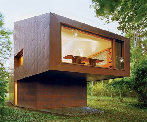 Compact House Design – Nature-Inspired New York Nook | Compact house ...