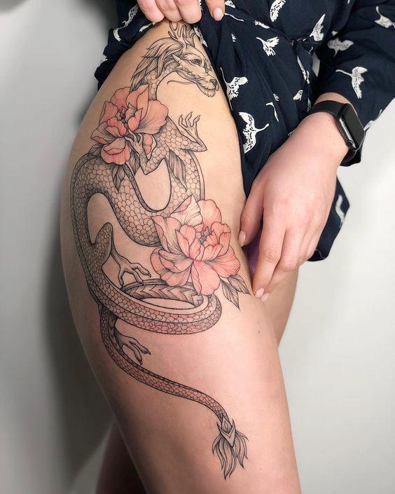 Pin By Julie Helgesen On Tatu Hip Tattoo Designs Hip Tattoos Women Hip Thigh Tattoos