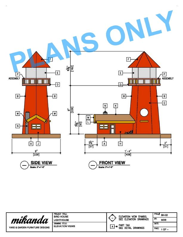 Guide To Get Woodworking Plans For Lighthouse Build By Own Woodworking Plans Pdf Lighthouse Woodworking Plans Woodworking Plans Beginner