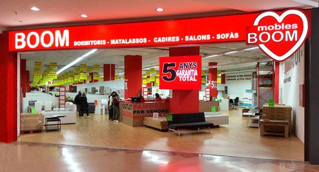 Tienda De Muebles Boom En Badalona Barcelona C C Montigala