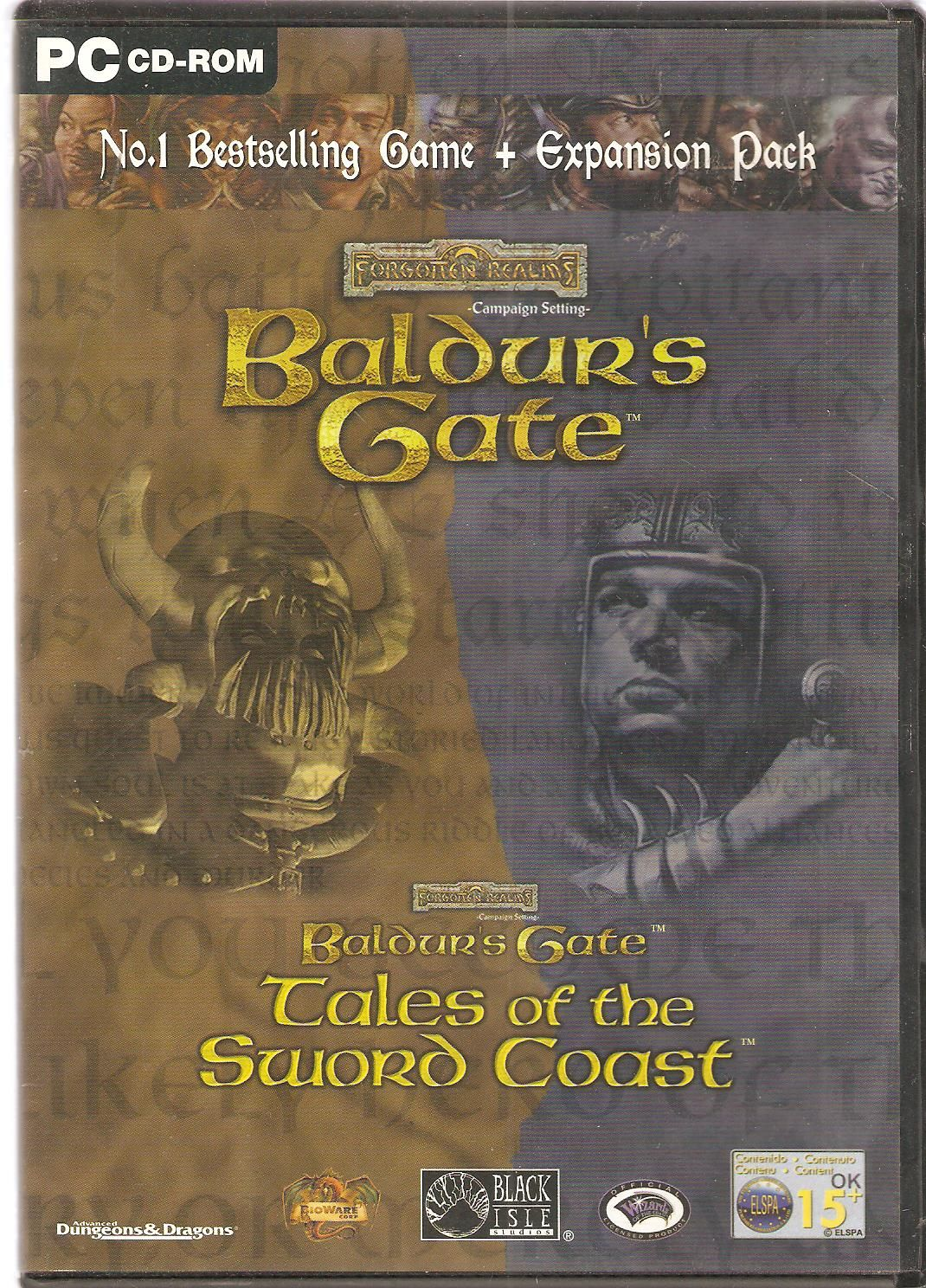 Baldour S Gate Forgotten Realms Tales Of The Sword Coast