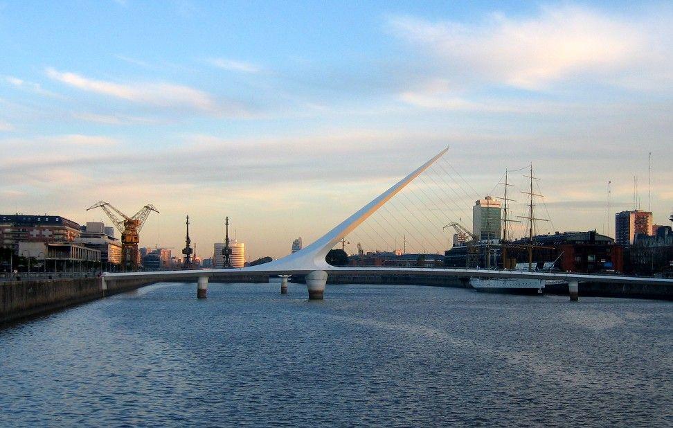 Santiago Calatrava, Buenos Aires Harbor Bridge