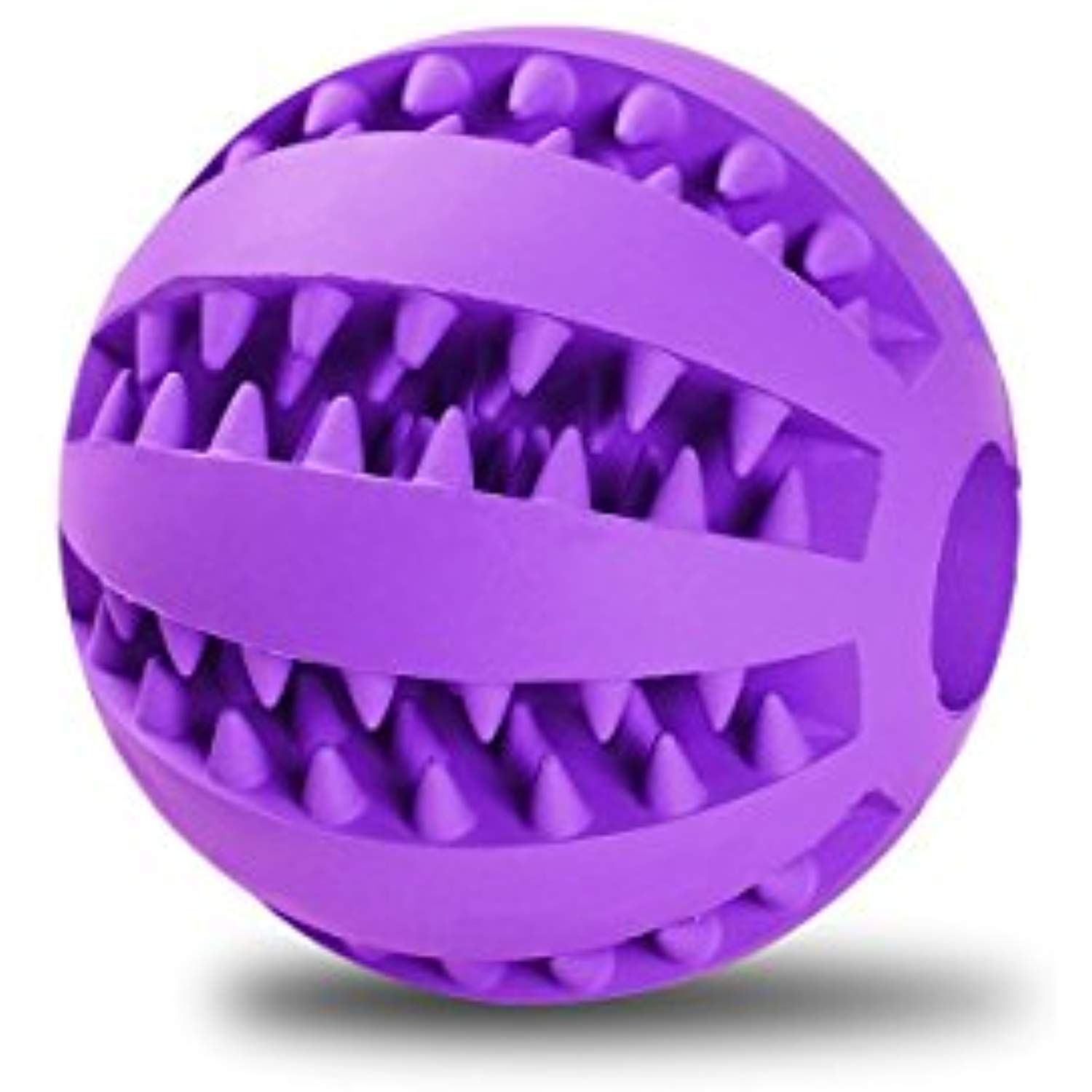 Toy Ball For Dogs Dental Treat Bite Resistant Jakpak Durable