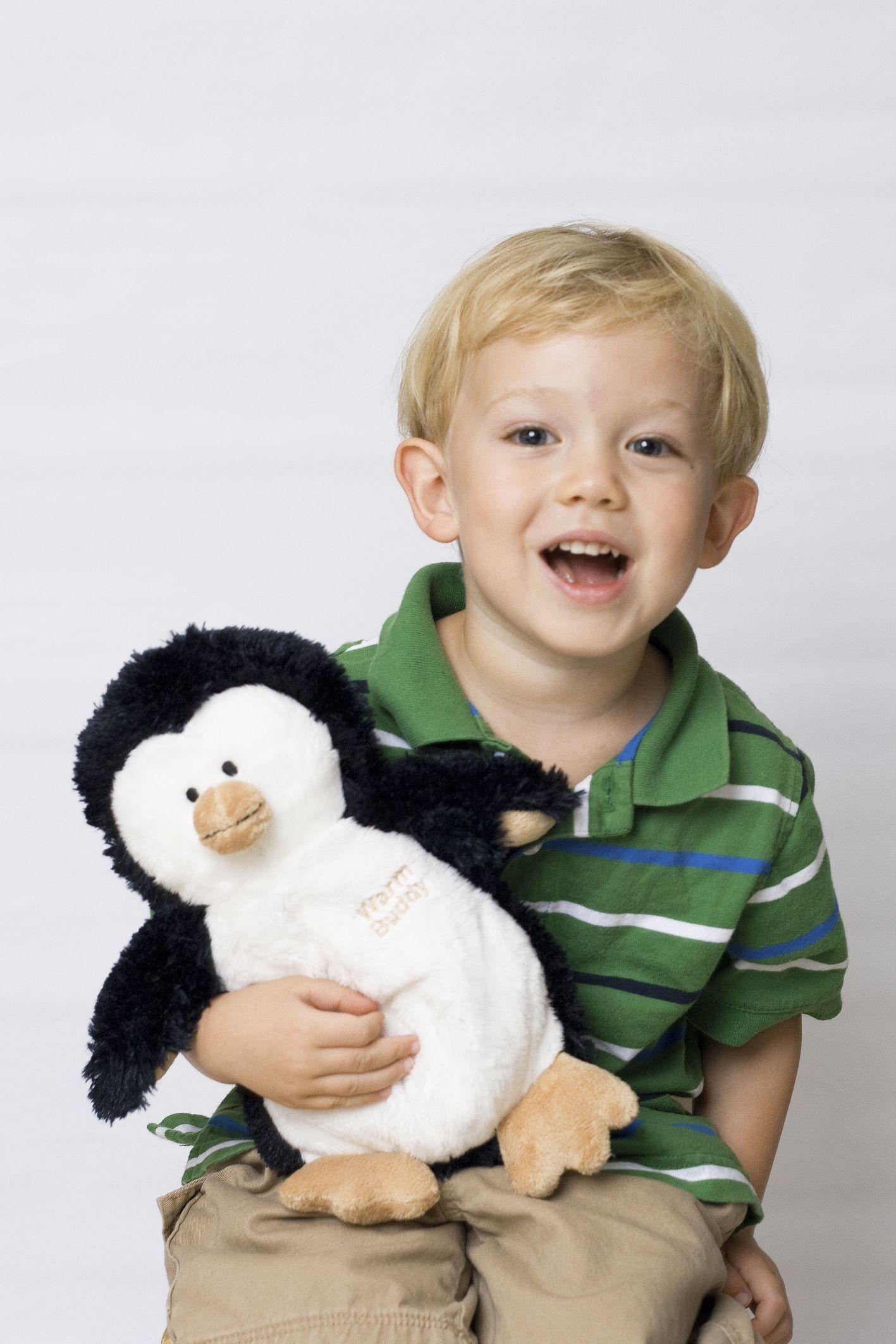Warm Baby Penguin (NEW) penguin warmbuddy snuggables