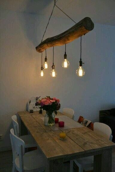 An Excellent Chandelier Idea Feel The Driftwood Style Charm And Sea Essence At Home