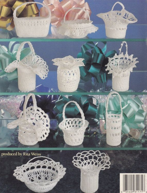 Miniature Classic Bitty Baskets American School by LucyGooseyDolls