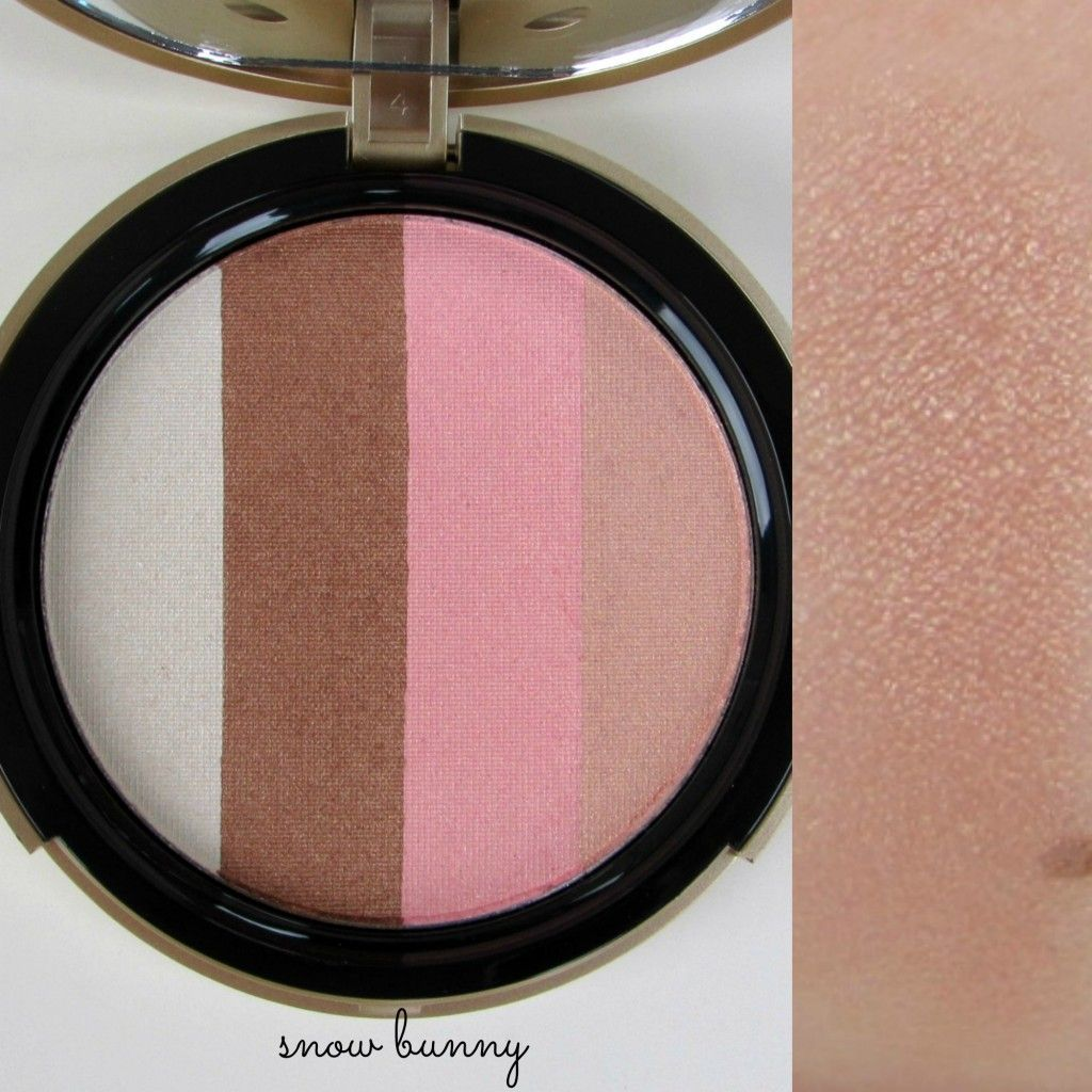 Faced Bronzer Wardrobe | Review and Swatches